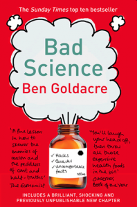bad science ben goldacre